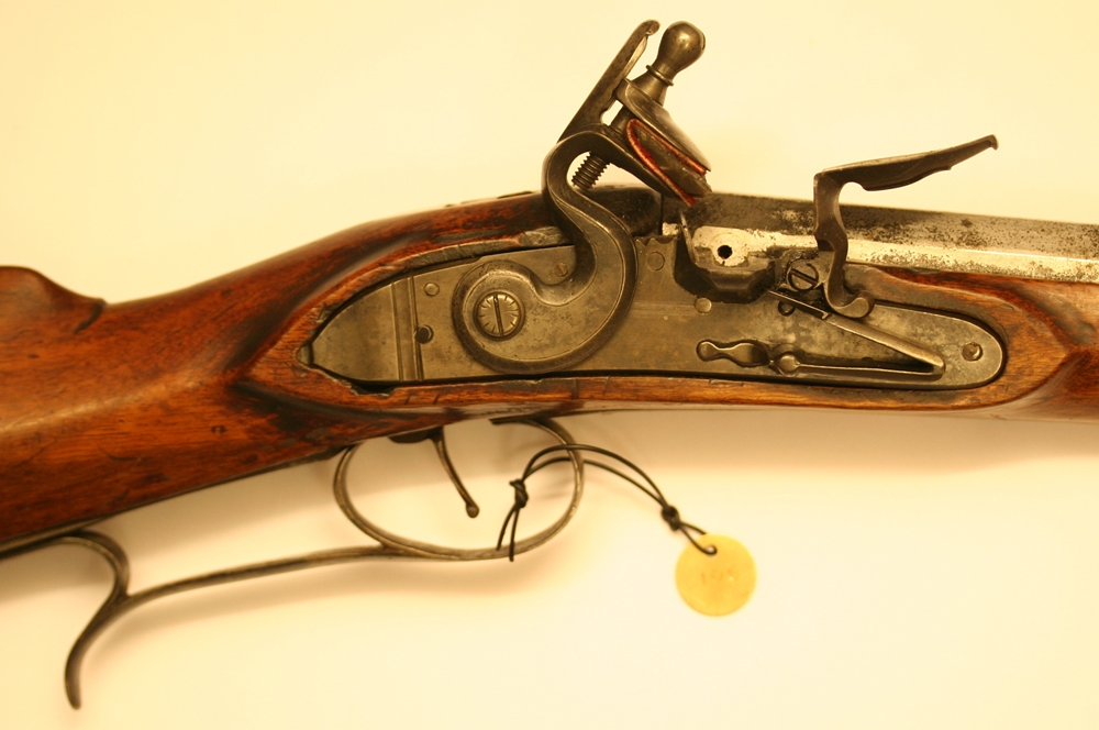 Yeager as a flintlock