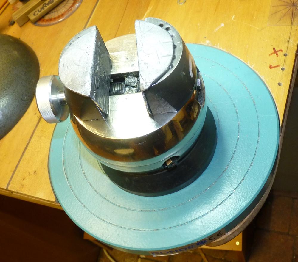 engraver's ball