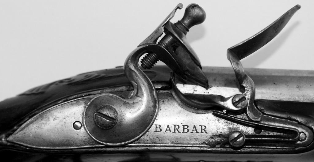 Barbar lock