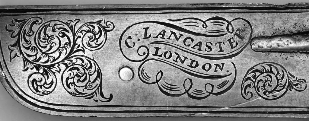 lancaster 3076 lock-lh-nose