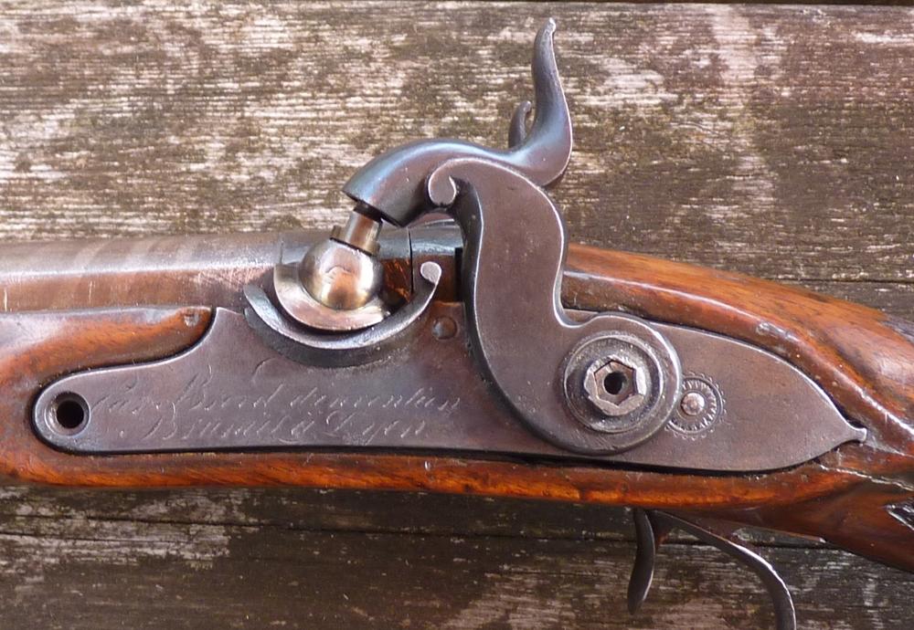 128-left lock