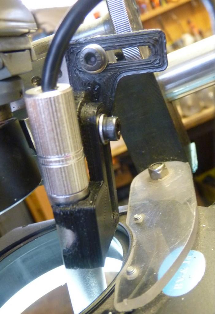 microscope mount