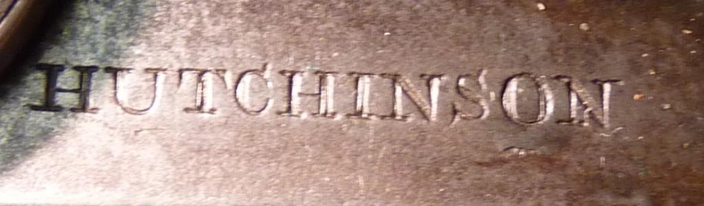 hutchinson name
