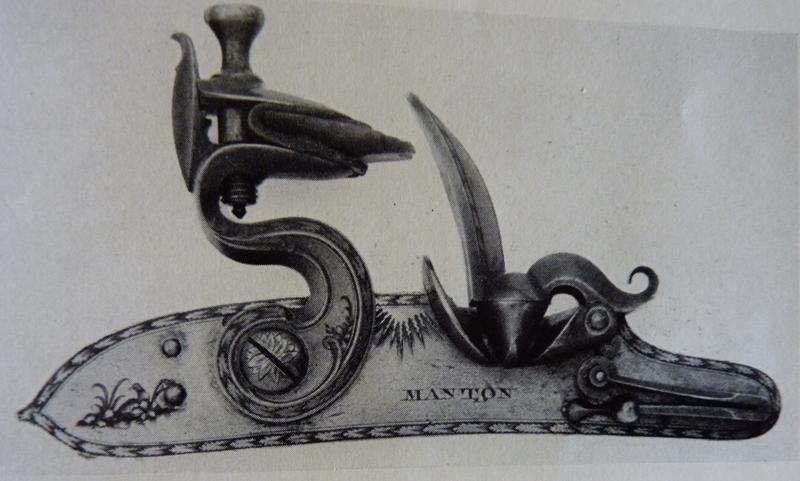 john manton 1801