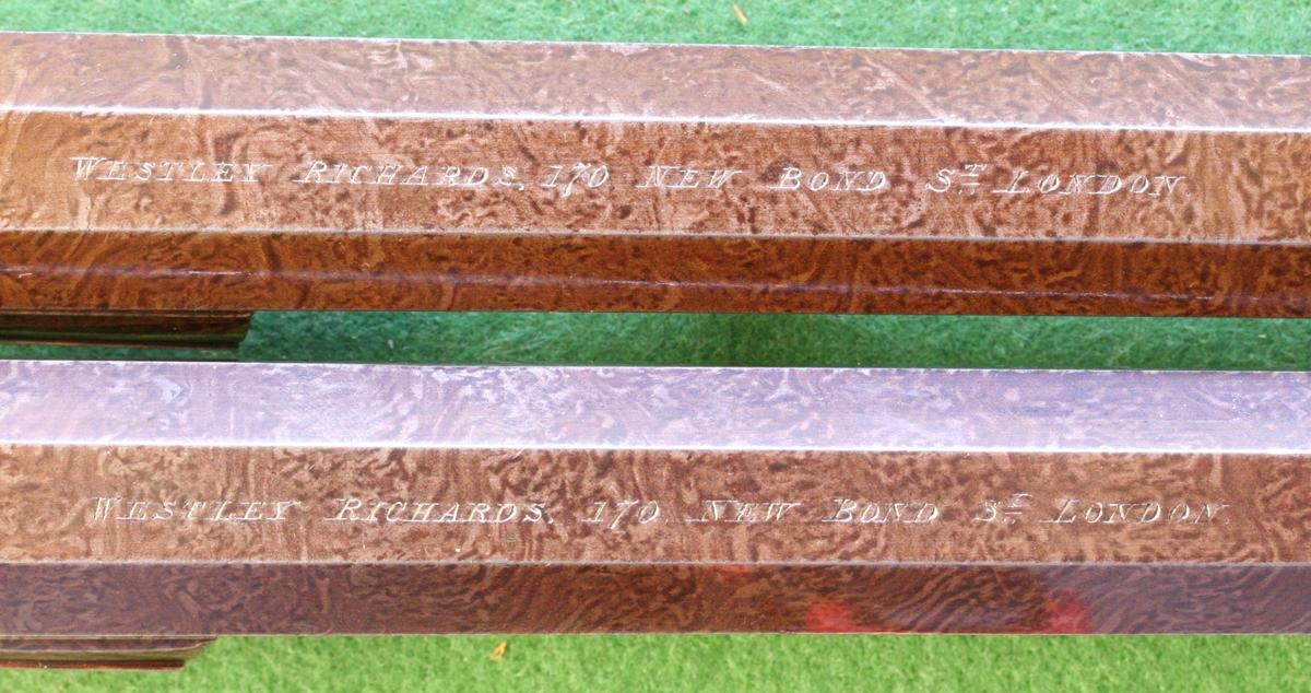 WER barrels recut pair 2