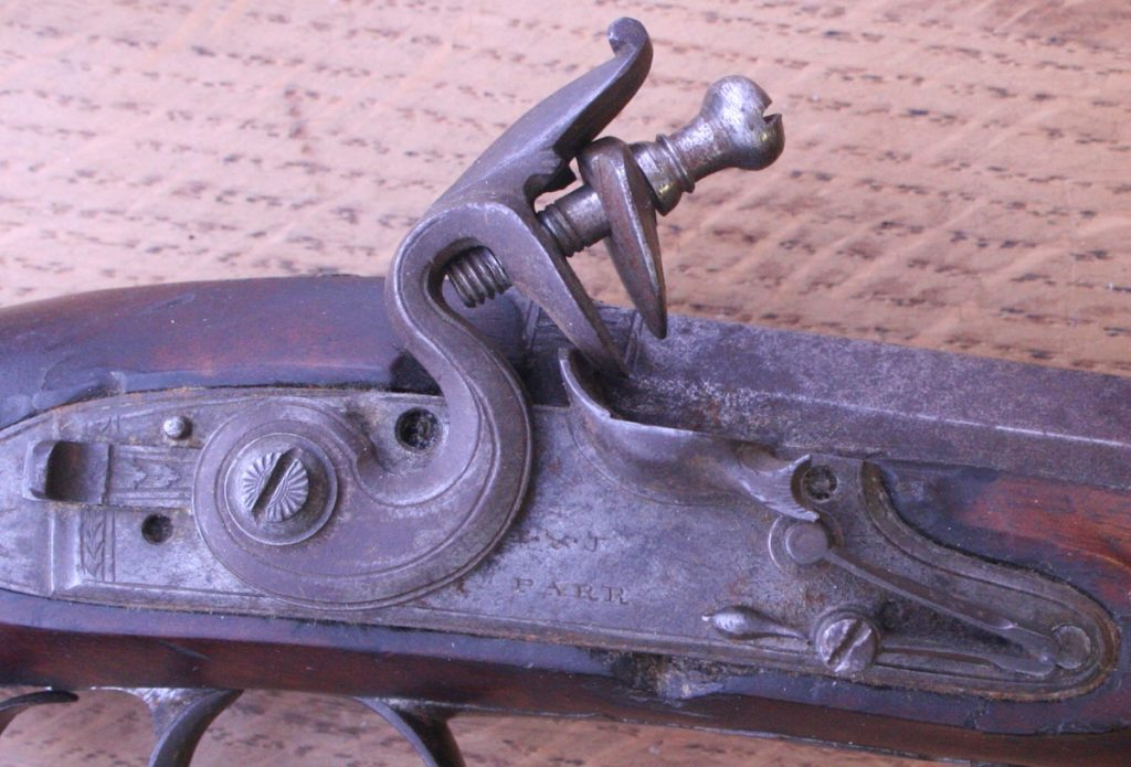 PARR orig lock