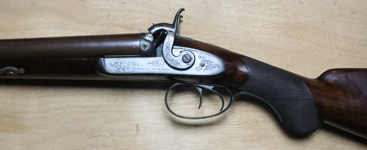 Antique Firearms Restoration Blog – … and C19 gun engraving