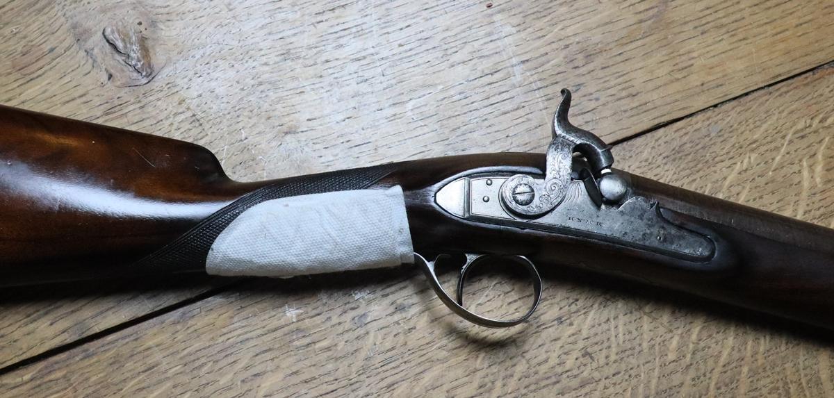 Antique Firearms Restoration Blog – … and C19 gun engraving